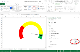 How To Create Gauge Chart In Excel Free Templates