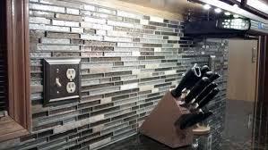 kitchen glass mosaic backsplash. Backsplash Ideas, Kitchen Glass Tile And Stone Mosaic