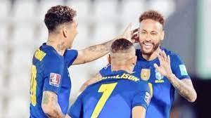 فيديو اهداف مباراة البرازيل وباراجواي في تصفيات كأس العالم 2022 - ميركاتو  داي