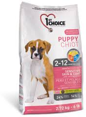 <b>1st Choice pet</b> food: Super Premium Nutrition for your <b>dog</b>