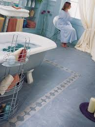 Vinyl Bathroom Floors Choosing Bathroom Flooring Hgtv