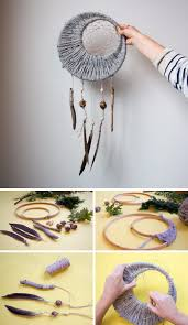 diy project ideas tutorials how to make a dream catcher of your own