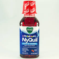 Childrens Nyquil Cold Cough Dosage Rx Info Uses Side
