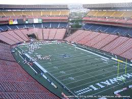 Aloha Stadium Seating Chart Concert Aloha Stadium View From Yellow Level E Vivid Seats