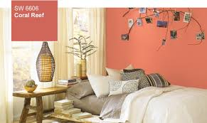 Coral Paint Color Chart Sherwin Williams Continuously Inspires With Their Color Of Year