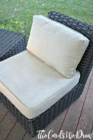 how to clean patio furniture cushions how to clean outdoor patio chair cushions designs