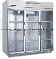 china 1500l r134a stainless steel commercial glass door refrigerator with ce china stainless steel refrigerator upright refrigerator