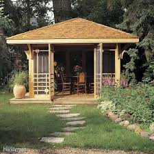 outside office shed. Build Some Basic Furniture Outside Office Shed R