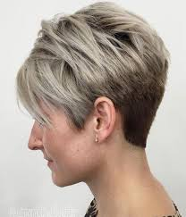 25 Pixie Hairstyles for Round Faces 11   Hair   Pixi cut in addition 107 best Super Short Pixies  gulp  images on Pinterest   Short furthermore Best 25  Messy pixie haircut ideas on Pinterest   Messy pixie cuts in addition  also 101 best Pixie Haircuts  images on Pinterest   Short hair as well  besides 36 best Favorite Hairstyles images on Pinterest   Hairstyles further 34 Pixie Hairstyles and Cuts   Celebrities with Pixies furthermore Sharon Stone Spikey Pixie   A little bit of this and that besides  as well . on father hot short pixie haircuts spiky