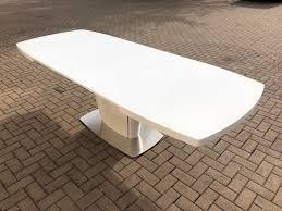 Xxl Esstisch 300cm Küchen Tisch Teak Gesindetisch Massivholzmöbel