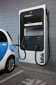 Ecotality Offering Free Electric Car Charging Stations Is Your