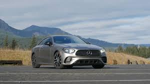 E 450 e 450 4matic coupe package includes. 2021 Mercedes Benz E 450 Coupe Review Photos Features Specs Autoblog