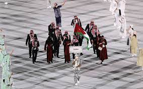بدء مراسم افتتاح أولمبياد طوكيو
