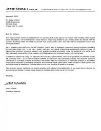 Room Staff Hospitals Cover Letter For Nursing Job Teams Students