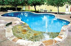 beach entry swimming pool designs. Blue Haven Pools Beach Entry Swimming Pool Designs Absurd Zero Entries Custom And Spa F