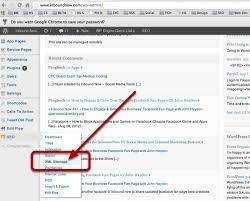 submit your wordpress xml sitemap