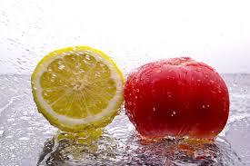 Resultado de imagen para jugo de limon y tomate