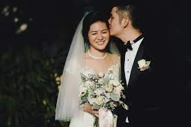 Joyce and Melvin's Intimate and Elegant Wedding at Shangri-La Hotel  Singapore