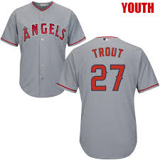 Baseball Road Trout Youth Gray Base Anaheim Authentic Majestic Los 27 Angels Jersey Mike Angeles Cool Of No|The Science Of The Post: Going Deep With