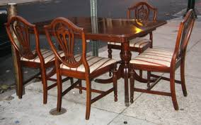 creative inspiration 1940s dining room set 1940s furniture 1920s sets 1940 s 1930s duncan phyfe value gany