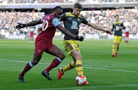 West ham won 13 direct matches.southampton won 8 matches.7 matches ended in a draw.on average in direct matches both teams scored a 2.57 goals per match. Southampton Vs West Ham How Both Sides Could Line Up At St Mary S