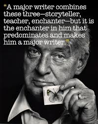vladimir nabokov on writing reading and the three qualities a  indeed as important to the success of literature as the great writer is the wise reader whom nabokov characterizes by a mindset that blends the