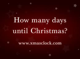 Christmas Countdown 2019 - Find out how many days until ...