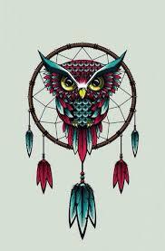 Dreamcatcher owl art.   Совушки в 2019 г.   Сова <b>тату</b>, <b>Тату</b> и Идеи ...
