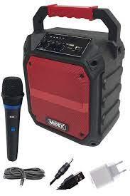 Midex 120W Mikrofonlu Kablosuz Bluetooth Karaoke Hoparlör