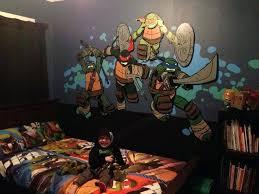 teenage mutant ninja turtles bedroom ideas tmnt room decor