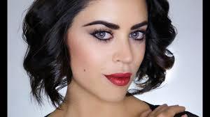 elizabeth taylor 1950 s makeup tutorial