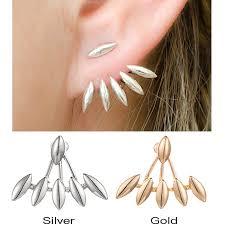 <b>2019</b> Hot Sale <b>New Aros</b> Luxury Stud Earring Heart Flower Angel ...