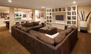 How To Design Basement Design Cool Inspiration Design