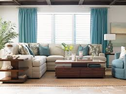 Brilliant Modern Living Room Curtains Photos Curtain Ideas Sheer