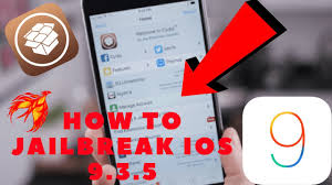 how to jailbreak ios 9 3 5 no puter