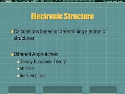 Semi-Empirical Methods: Where is the Rest? Matthew Grandbois CHEM ...