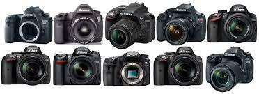 best dslr cameras for filming videos