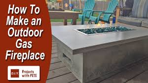 how to make an outdoor gas fireplace you inside outdoor gas fireplace burner
