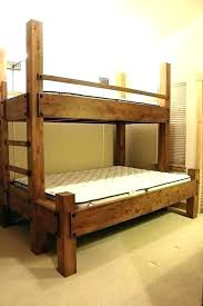 full over queen bunk bed with trundle size twin beds diy trundl Full Over Queen Bunk Bed With Trundle Size Twin Beds Diy Trundl