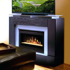 modern tv stand with fireplace image of modern electric fireplace corner stand mid century modern tv