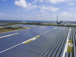 World's largest integrated solar ...