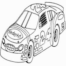 Kleurplaat Raceauto Kleurplaatarchiefnl