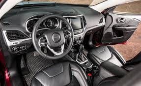 Better Interior Photo... - 2014+ Jeep Cherokee Forums