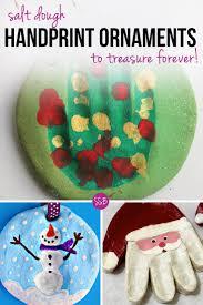 Kids Christmas Crafts Salt Dough Kids Handprint Christmas Crafts To Treasure Forever