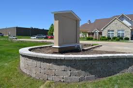 keystone stonegate retaining wall cap