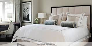 Danas Favorite Finds Inspired By Transitional Style  Coleman - Transitional bedroom