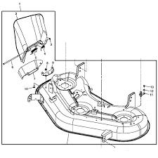 msd ignition 6a 6200 wiring diagram images this john deere mower deck housing am137275 for more detail please