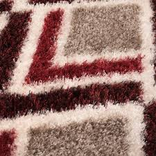 red brown rugs back