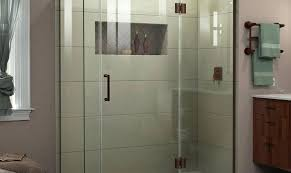 frameless tub doors shower home