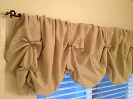 Diy No Sew Curtains No Sew Balloon Valance For The Home Pinterest Valance